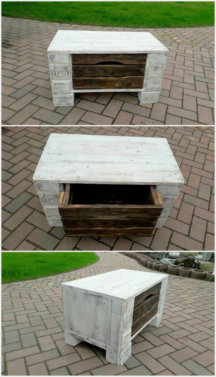 Inspiring diy pallet reusing ideas by lucie 39 s for Reclaimed pallet wood projects