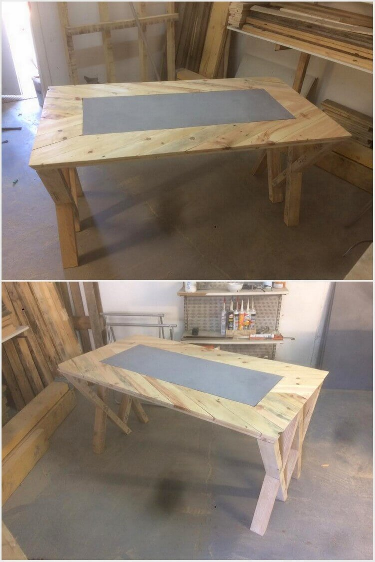 Unique Pallet Table