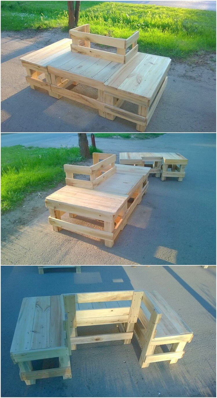 Wood Pallet Creation