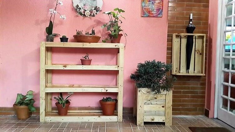 Wood Pallet Creations