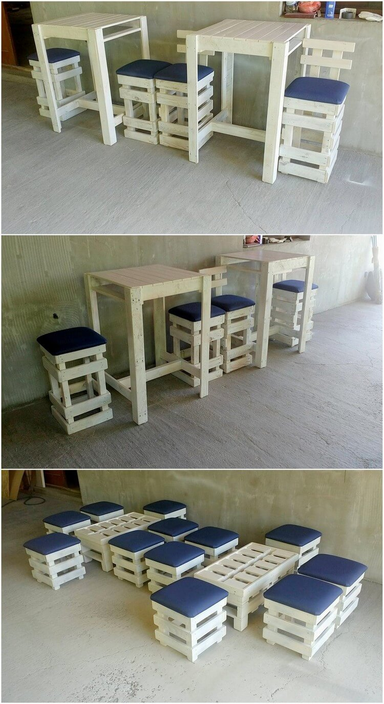 Wood Pallet Furniture
