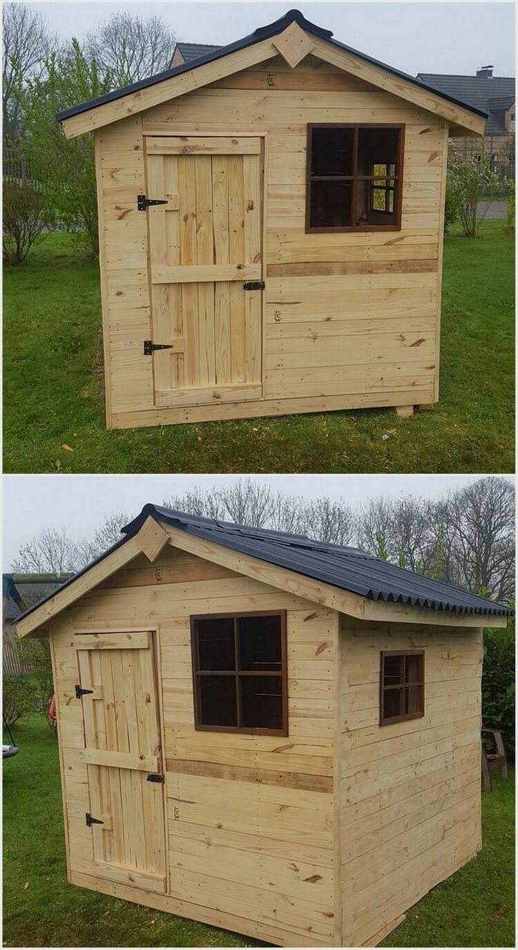 Wood Pallet House 80 Easy Wooden Pallet Ideas For This Summer Pallet Wood Projects