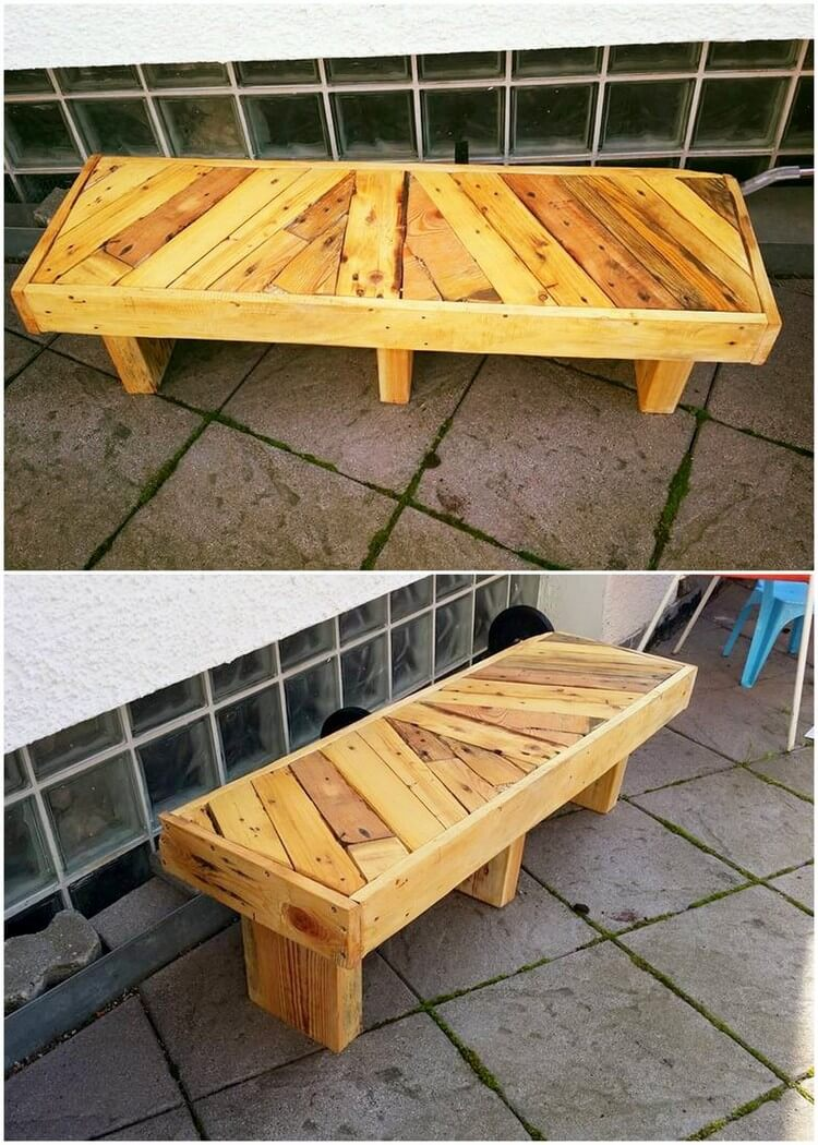 Latest Trends To Recycle Used Shipping Pallets Pallet