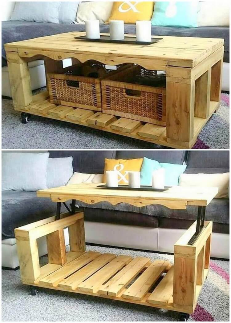 Creative Reusing Ideas for Old Wooden Pallets   Pallet ...
