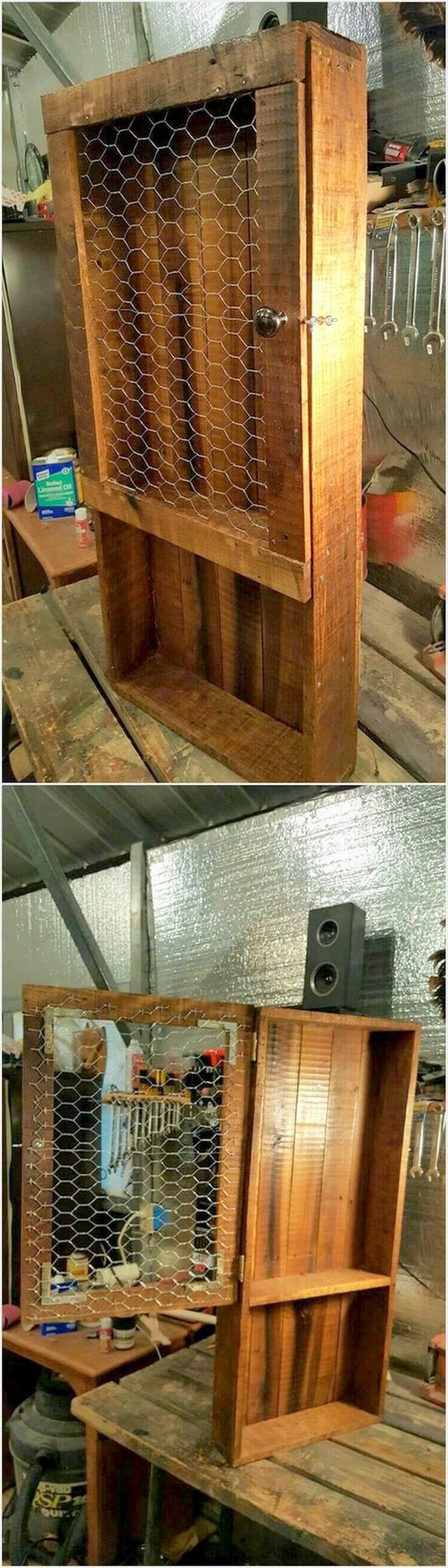 Exciting Ways to Reuse Old Shipping Pallets | Pallet Wood ...