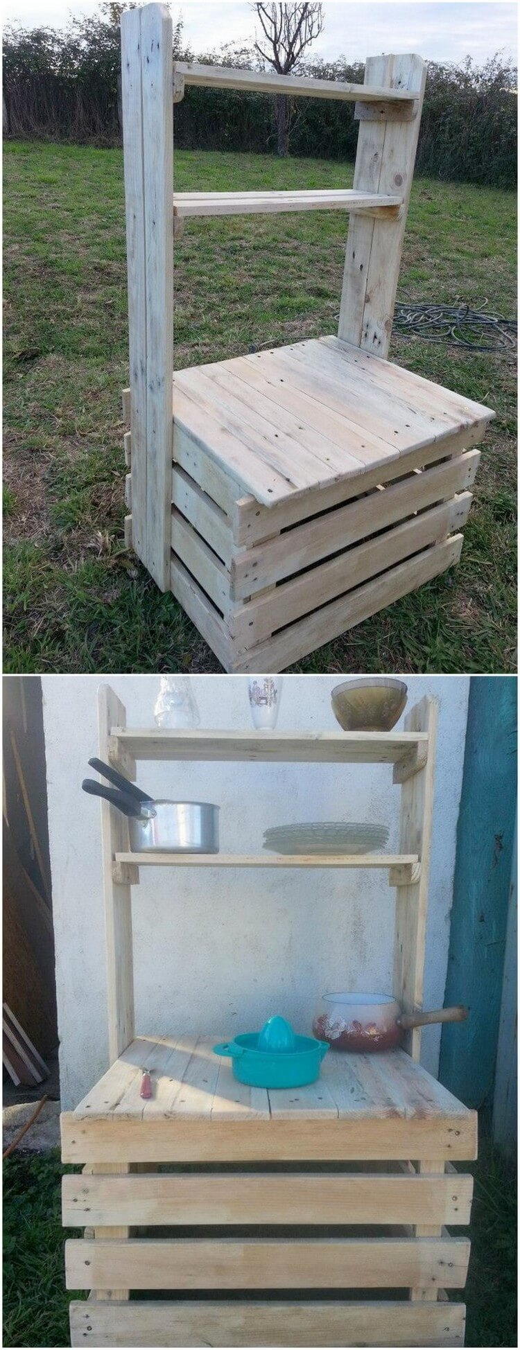 Wooden Pallet Creation (2)