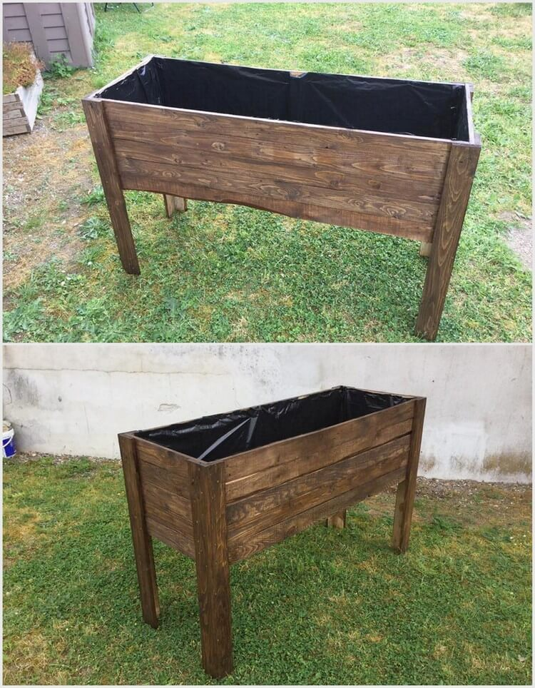 Wooden Pallet Creation
