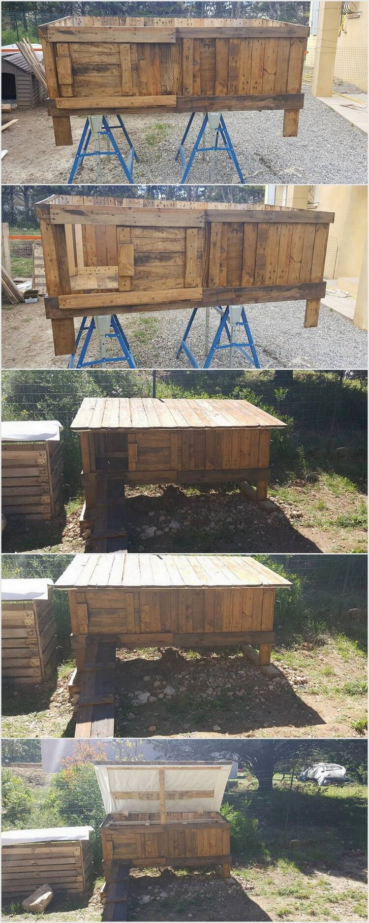 Some Easy Pallet Projects For The Beginners - Sensod  Easy Wood Projects From Pallets