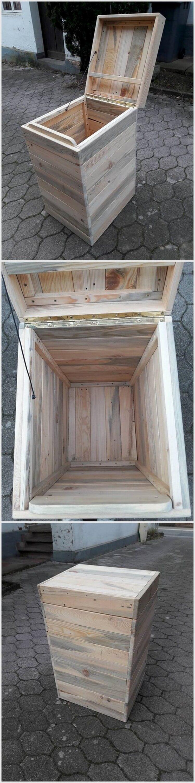 Ingenious DIY Ideas to Repurpose Old Wood Pallets | Pallet ...