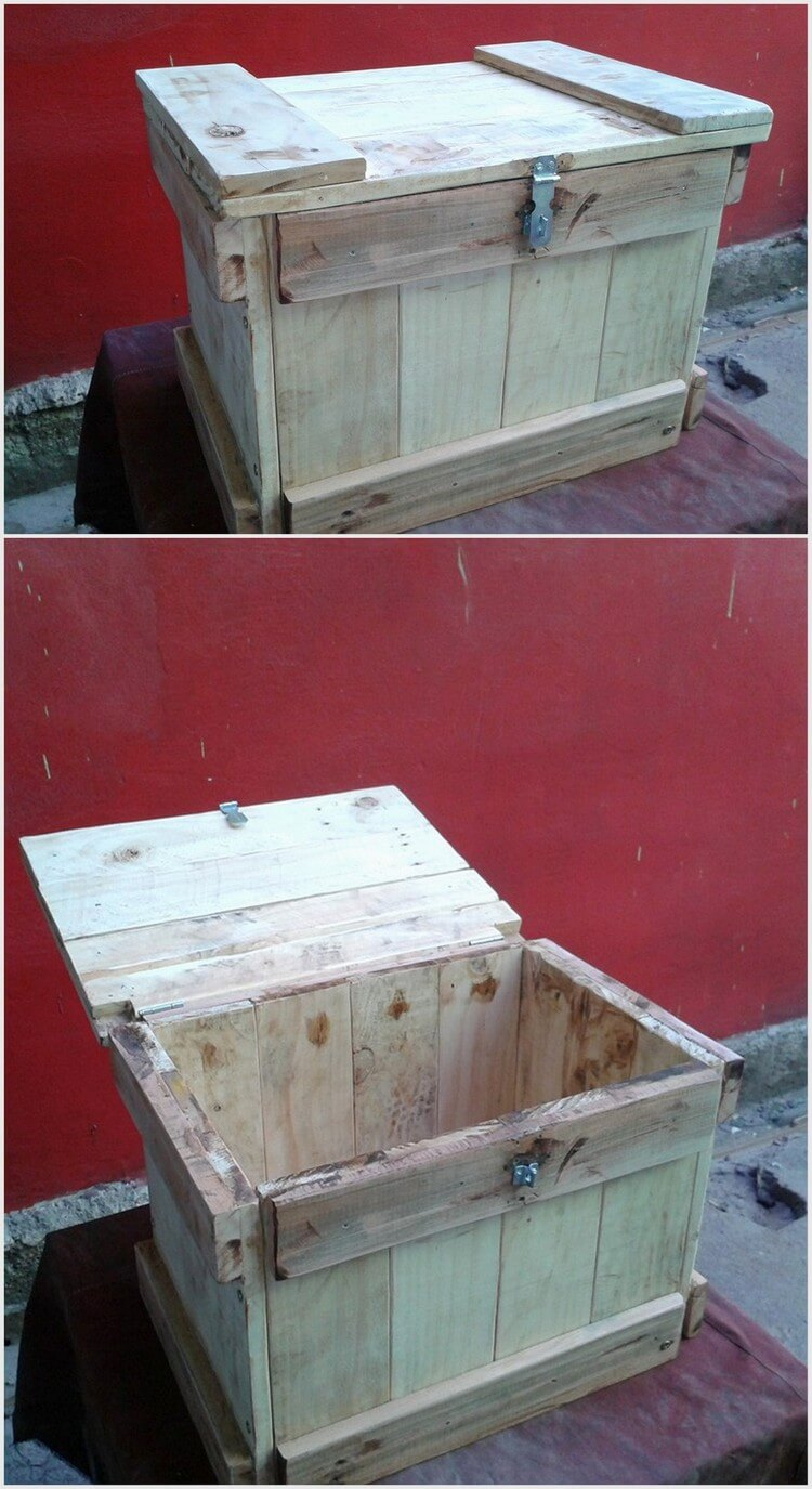 20 plus amazing plans for wooden pallet reusing pallet for Amazing plans com