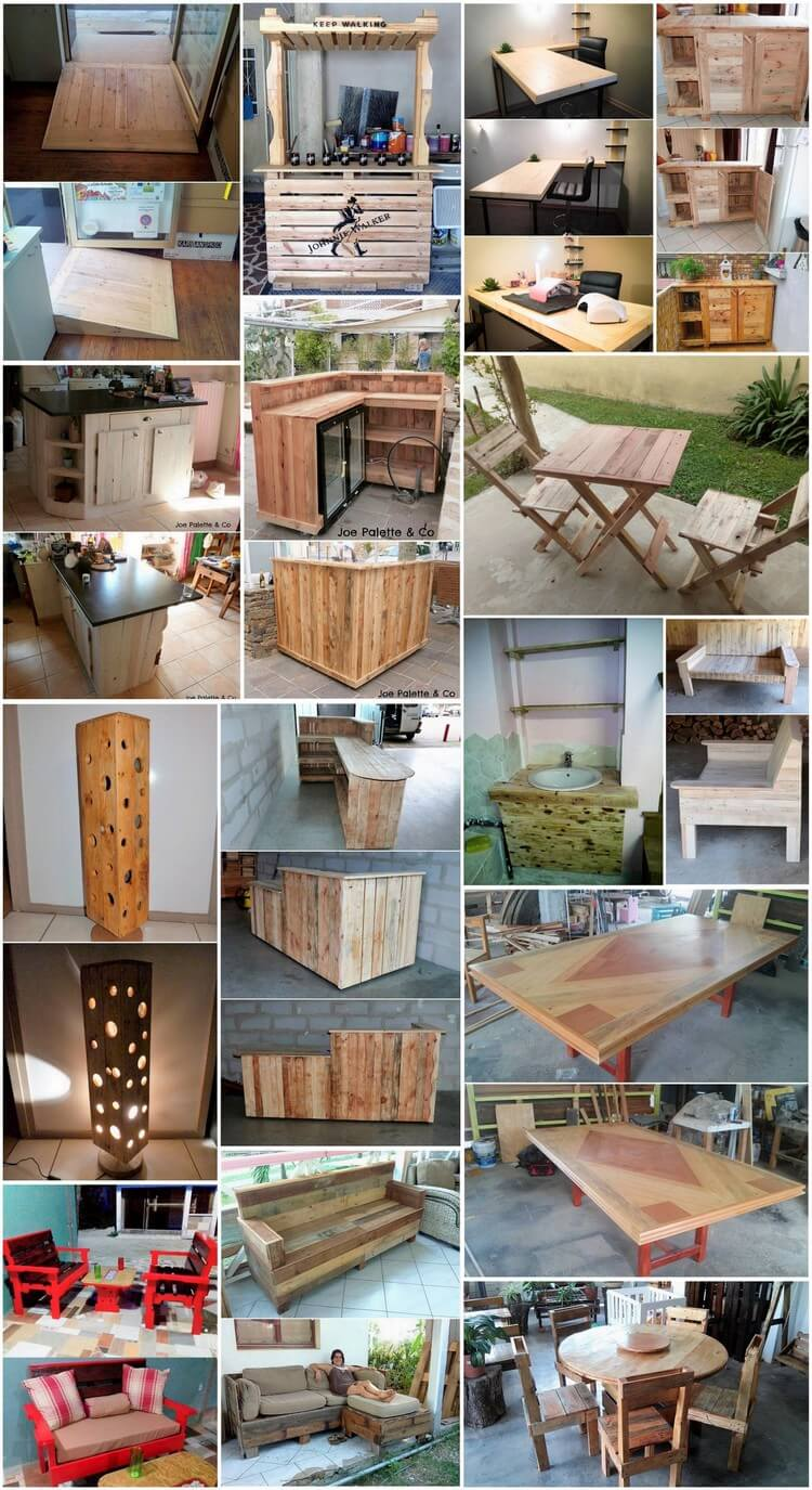 Inexpensive DIY Wooden Pallet Projects for This Year