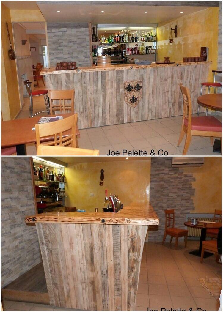 Beste und einfache Ideen für die Wiederverwendung von Holzpaletten ...
