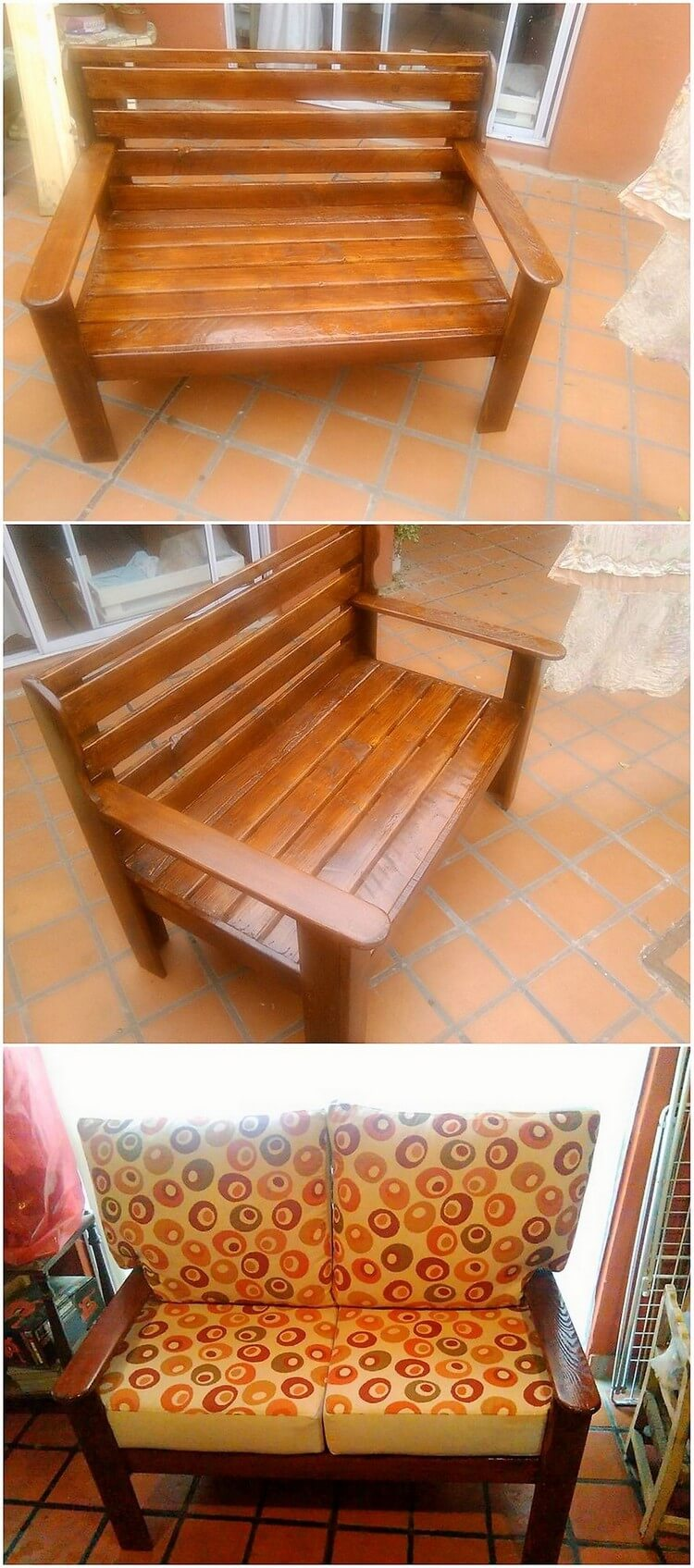 Amazing ideas for creative uses of old shipping pallets for How do you spell pallets