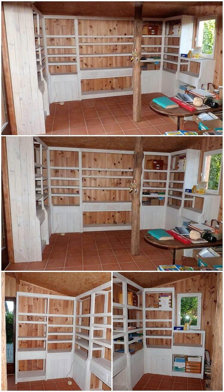 Pallet Creation at Kitchen