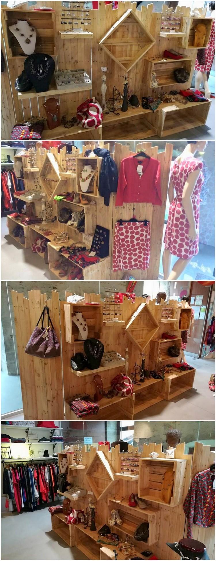 Pallet Creation for Shop