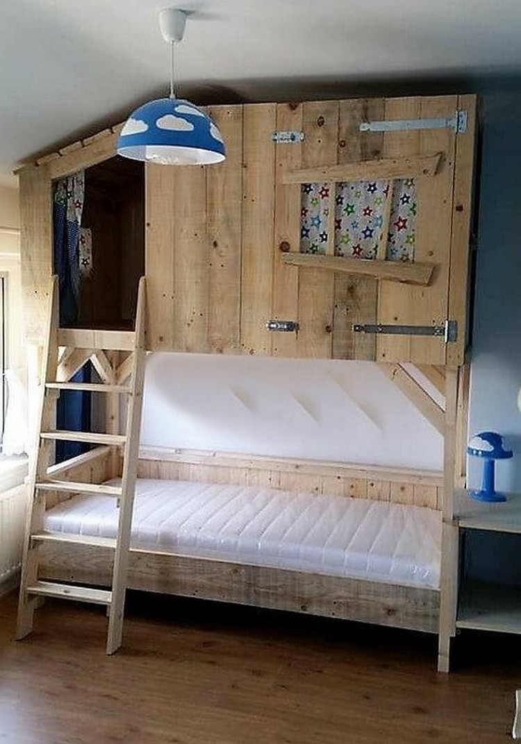 Inspired DIY Ideas with Used Shipping Pallets   Pallet ...