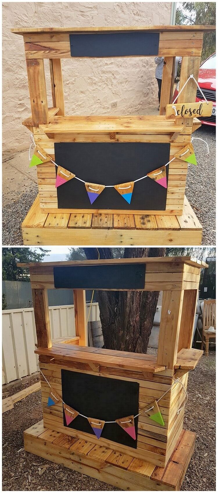 Surprising DIY Wood Pallet Ideas for this Summer | Pallet ...