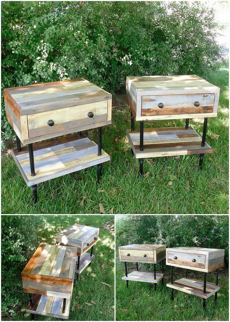 Cool And Easy Diy Projects Made With Old Wooden Pallets