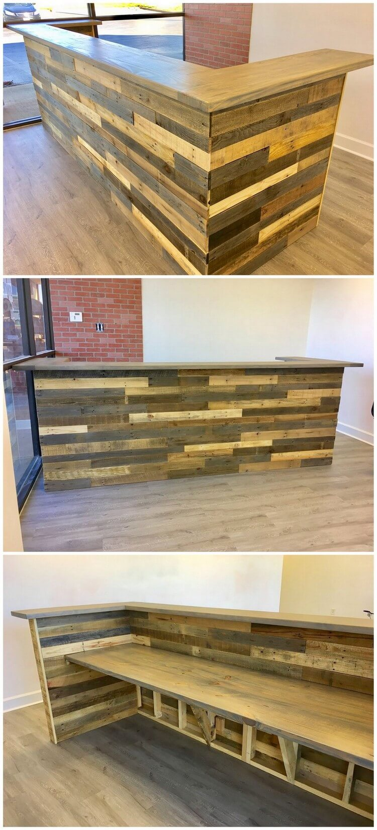 50 Creative Diy Wood Pallet Ideas For This Summer Pallet Wood Projects