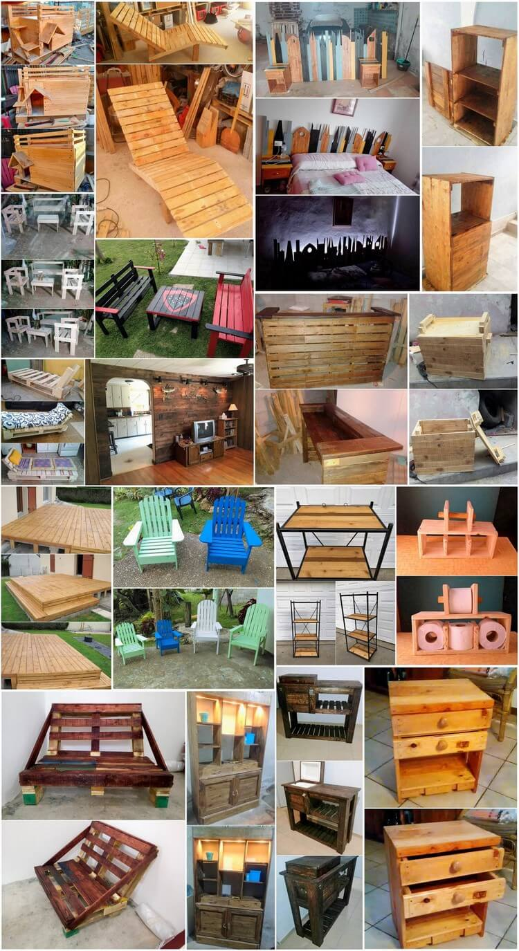 Wooden transport pallets have become increasingly popular for diy - Cool And Easy Shipping Wood Pallet Projects Best And Easy Diy Pallet Projects You Want To Try Immediately