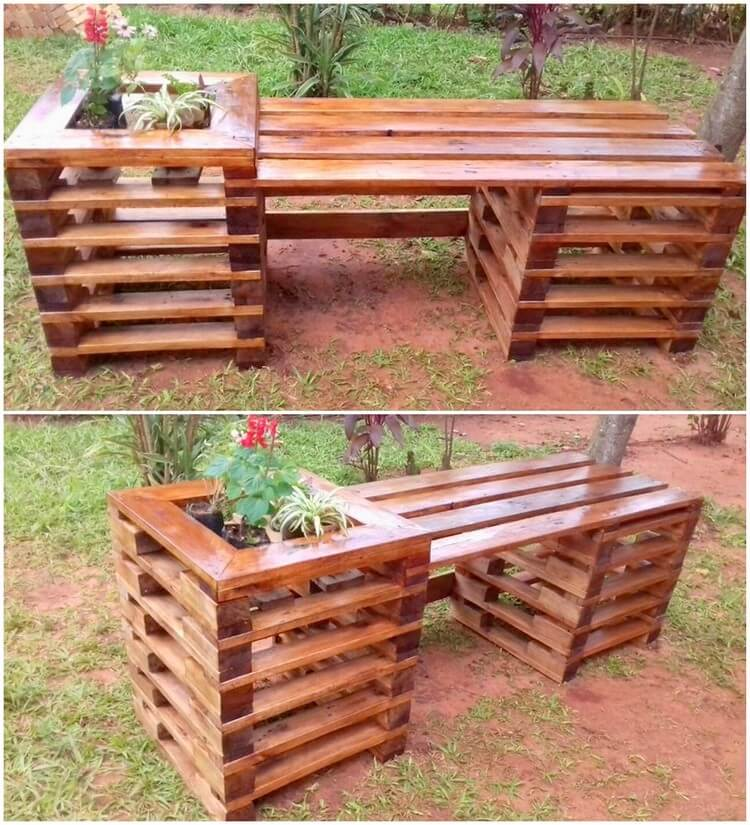 exciting ways to make useful things with old wooden pallets pallet wood projects. Black Bedroom Furniture Sets. Home Design Ideas