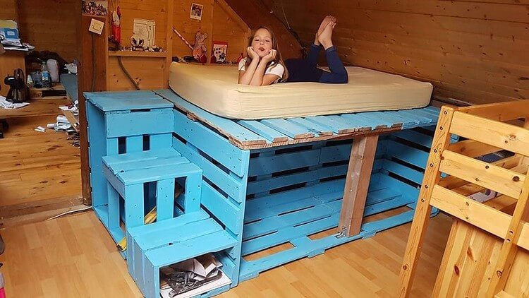 Cheap Creations With Old Shipping Wood Pallets Pallet