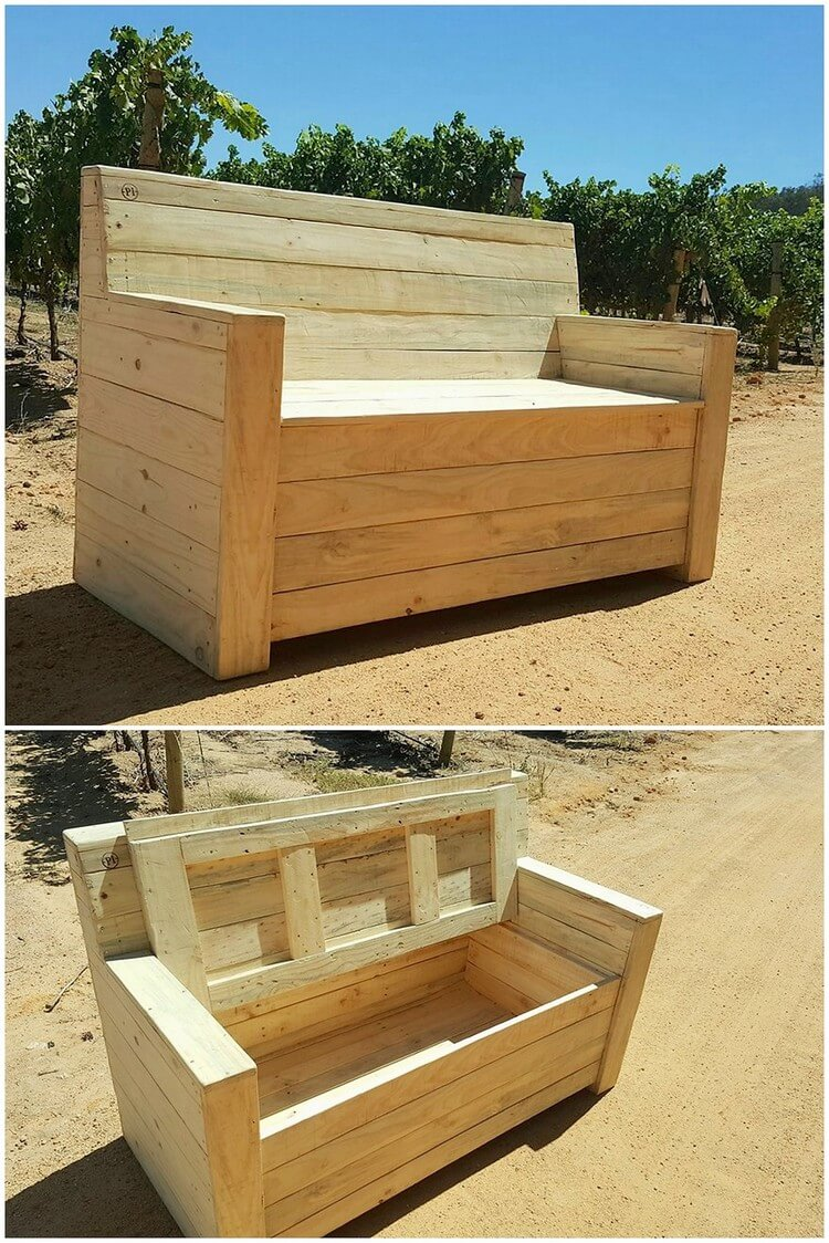 Amazing Wood Pallet Ideas That Are Easy to Make   Pallet ...