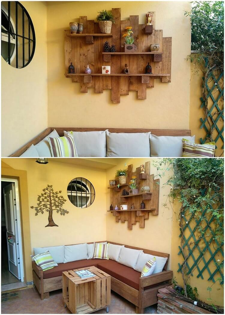 Creative DIY Projects with Wood Pallets, You Can Easily Build ...