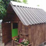 Pallet Garden Shed or Cabin