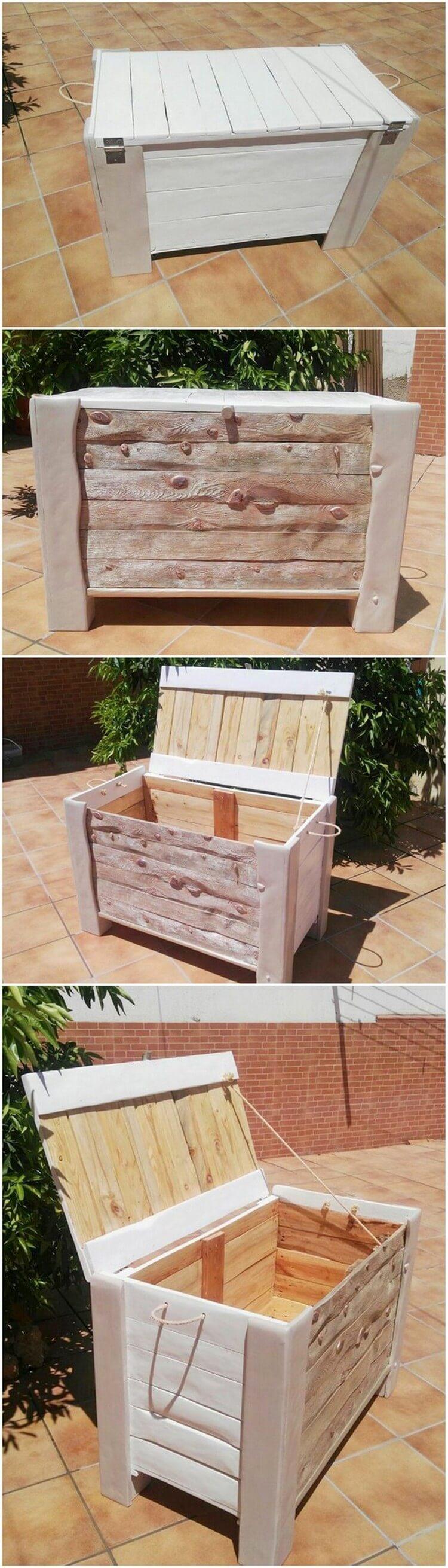 Pallet Storage Box (2)