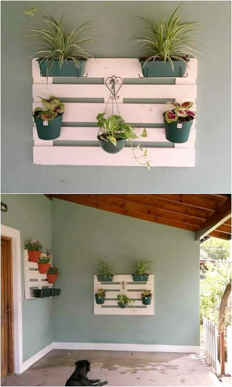 Pallet Wall Decor