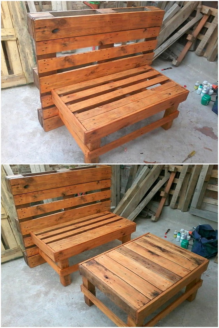 Amazing DIY Wooden Pallet Projects That Will Delight You ...