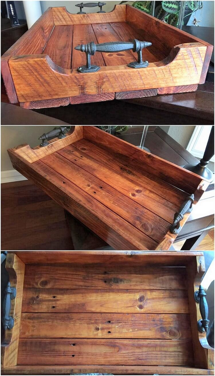 Easiest and cheap shipping wood pallet repurposing ideas for Repurposed pallet projects