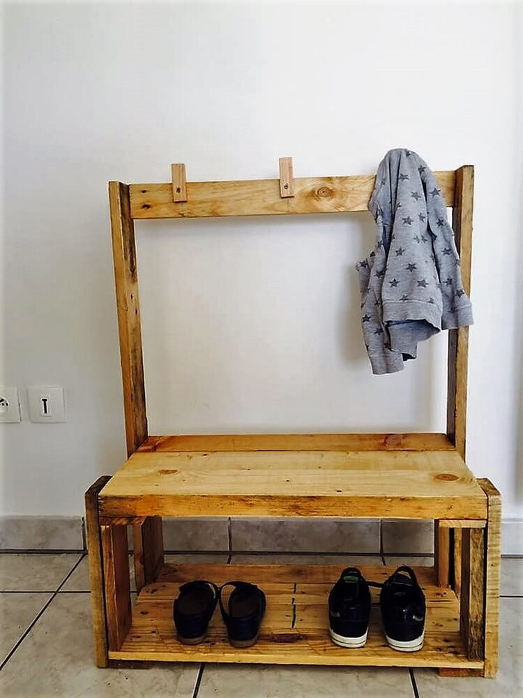 Fun And Easy Wood Pallet Projects You Want To Try