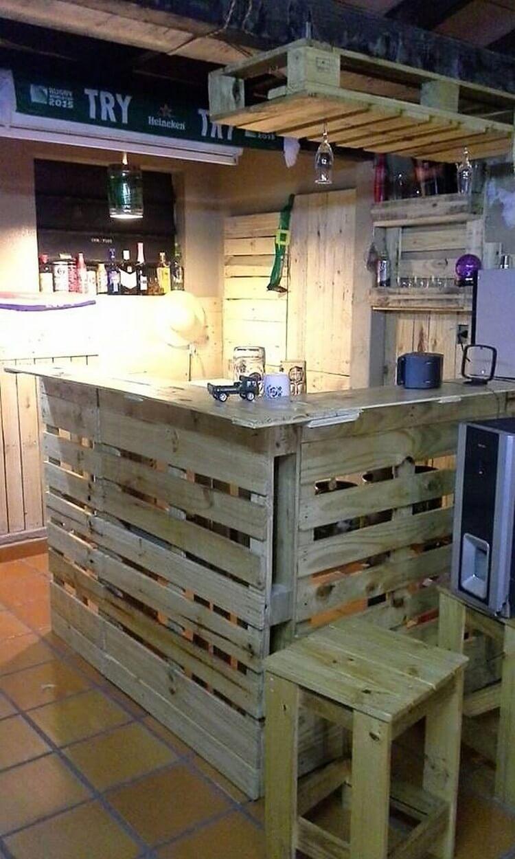 Pallet Bar