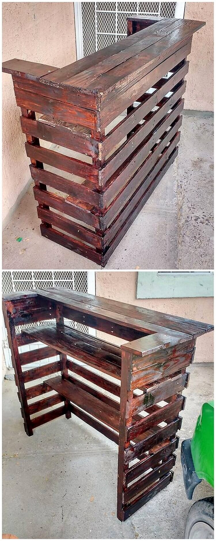 Repurpose wood pallets to make some amazing things for Things to build using pallets