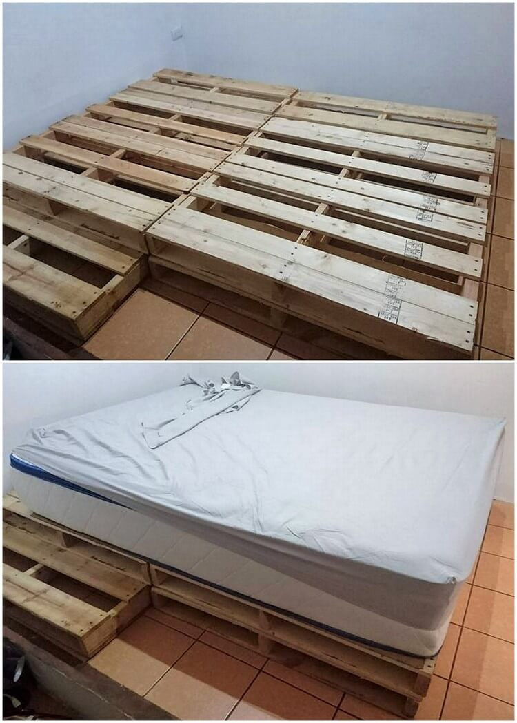 easy and clever diy projects with used wooden pallets