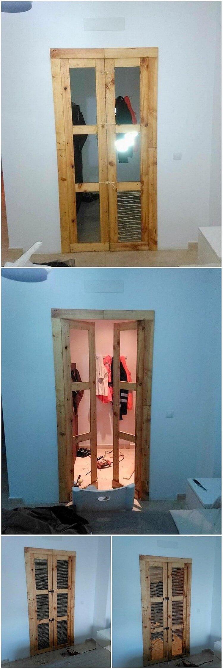 Pallet Door (2)
