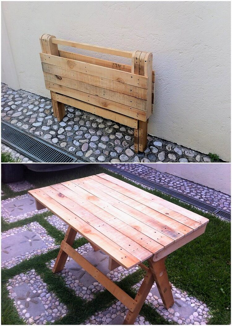 Repurpose Wood Pallets To Make Some Amazing Things