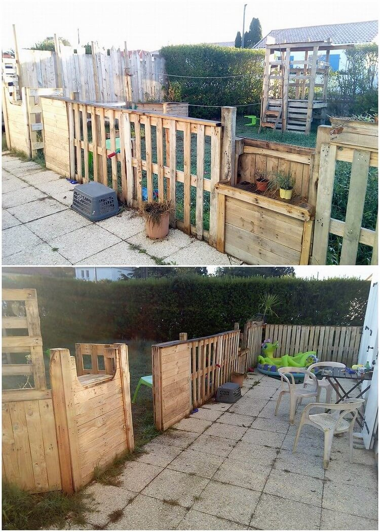 Awesome Ideas For Repurposing Old Shipping Pallets Pallet Wood  # Muebles Para Roof Garden