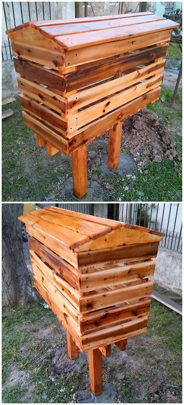 Pallet Mail Box (2)
