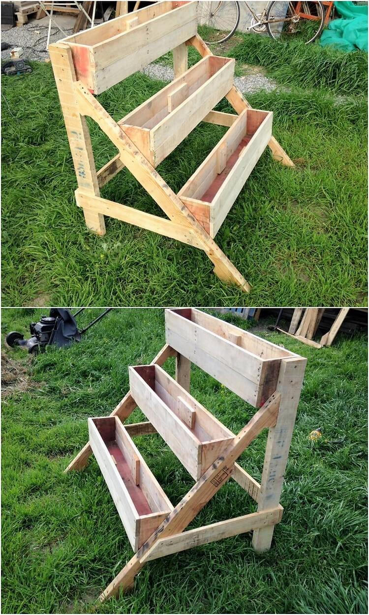 Easy and Clever DIY Projects with Used Wooden Pallets ...