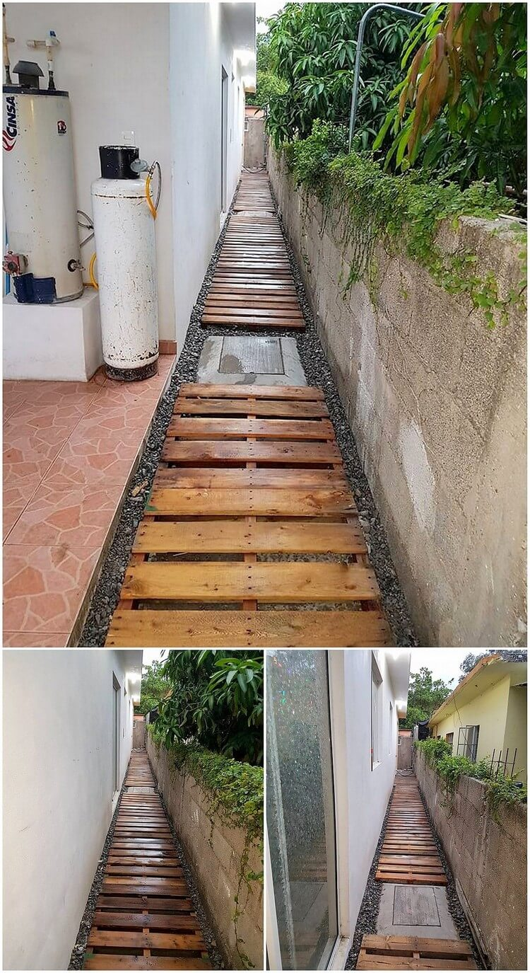 Recreation Ideas with Old Dumped Wood Pallets   Pallet ...