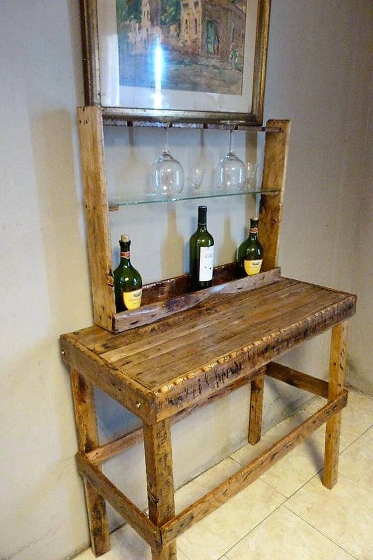 Creative Wood Pallet Projects You Can Do It Yourself