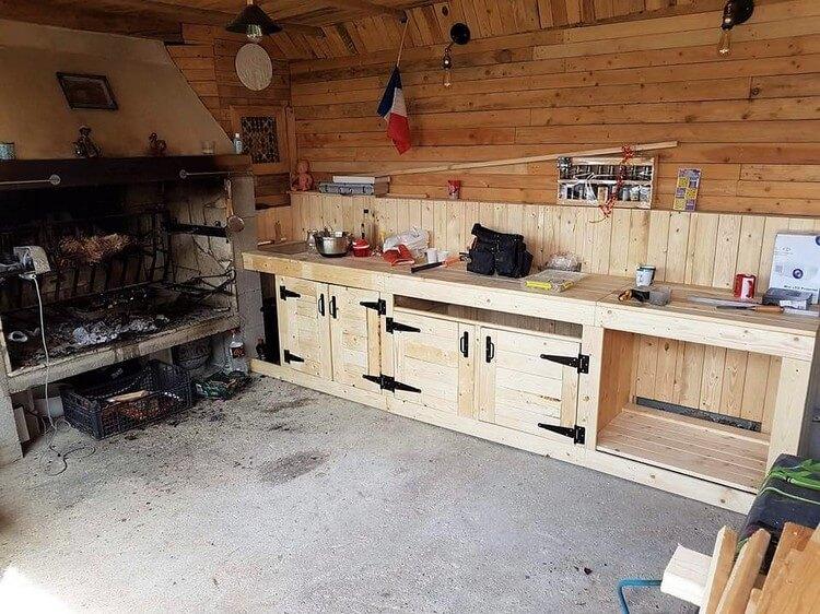 Wood-Pallet-Mud-Kitchen Pallet Playhouse Bed Plans on pallet deck bed, pallet castle bed, pallet garden bed, pallet house bed, pallet loft beds, pallet storage bed, pallet patio bed, pallet swings bed, pallet cabin bed,