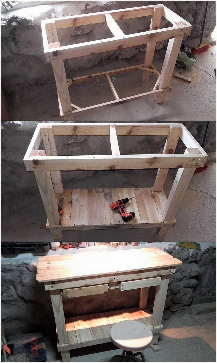 Incredible Ideas with Recycled Shipping Wood Pallets ...