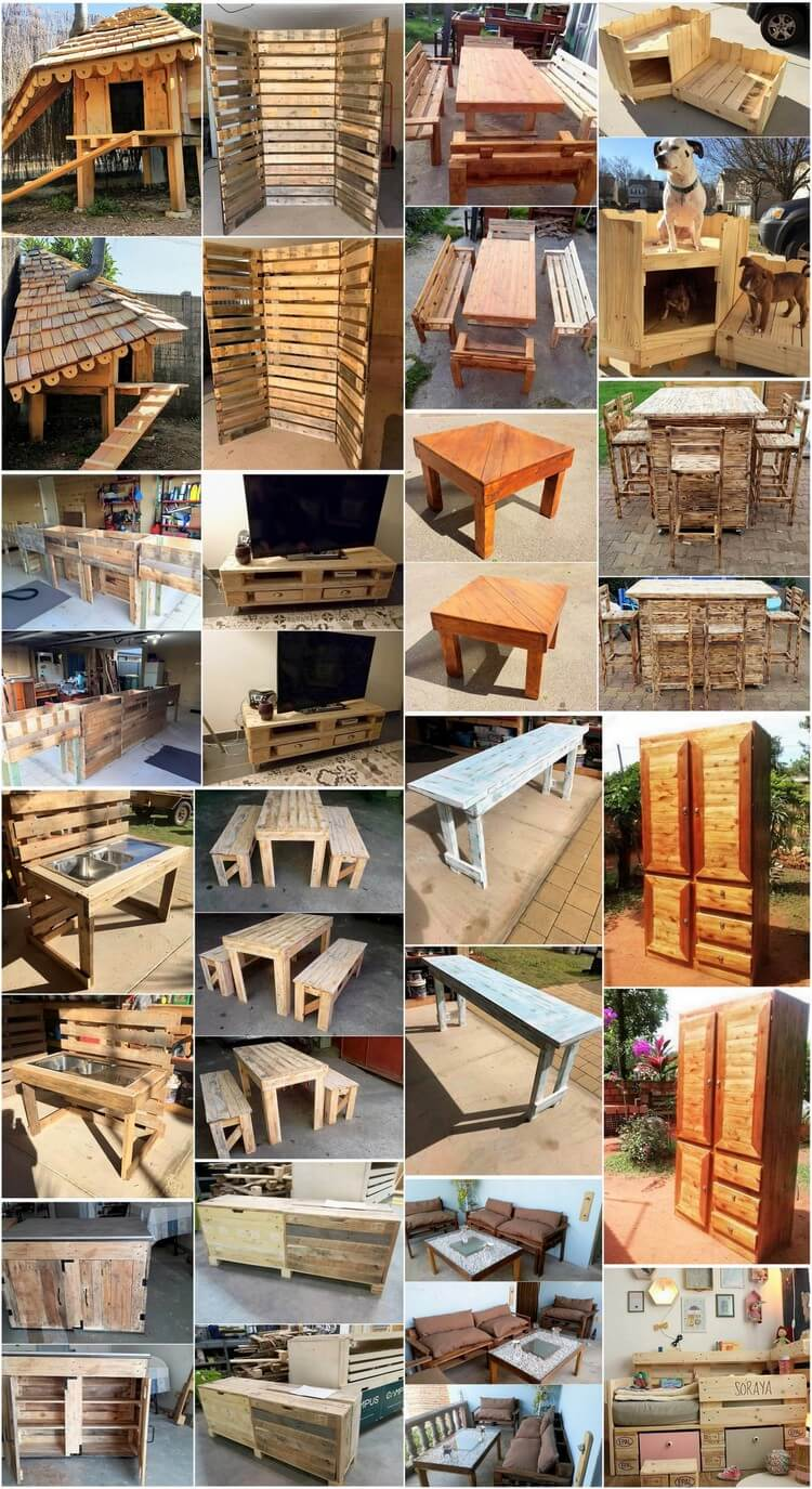wood pallets projects Wood pallet projects are all the rage in the diy world free wood, inspiring diy wood pallet ideas and.