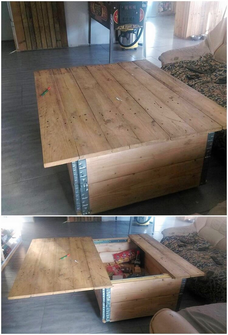 Best Diy Ideas Using Shipping Wood Pallets For Your House