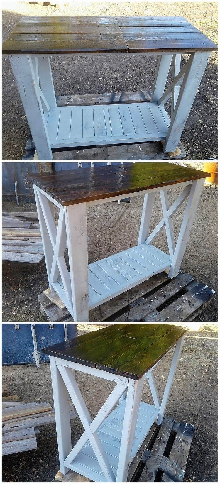 Amazing Things You Can Make Using Old Shipping Pallets | Pallet Wood ...