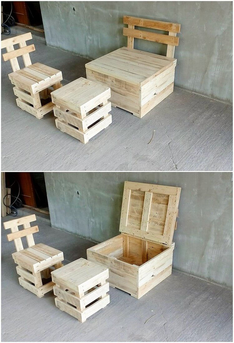 Excellent Diy Shipping Pallet Ideas To Tryout This Weekend